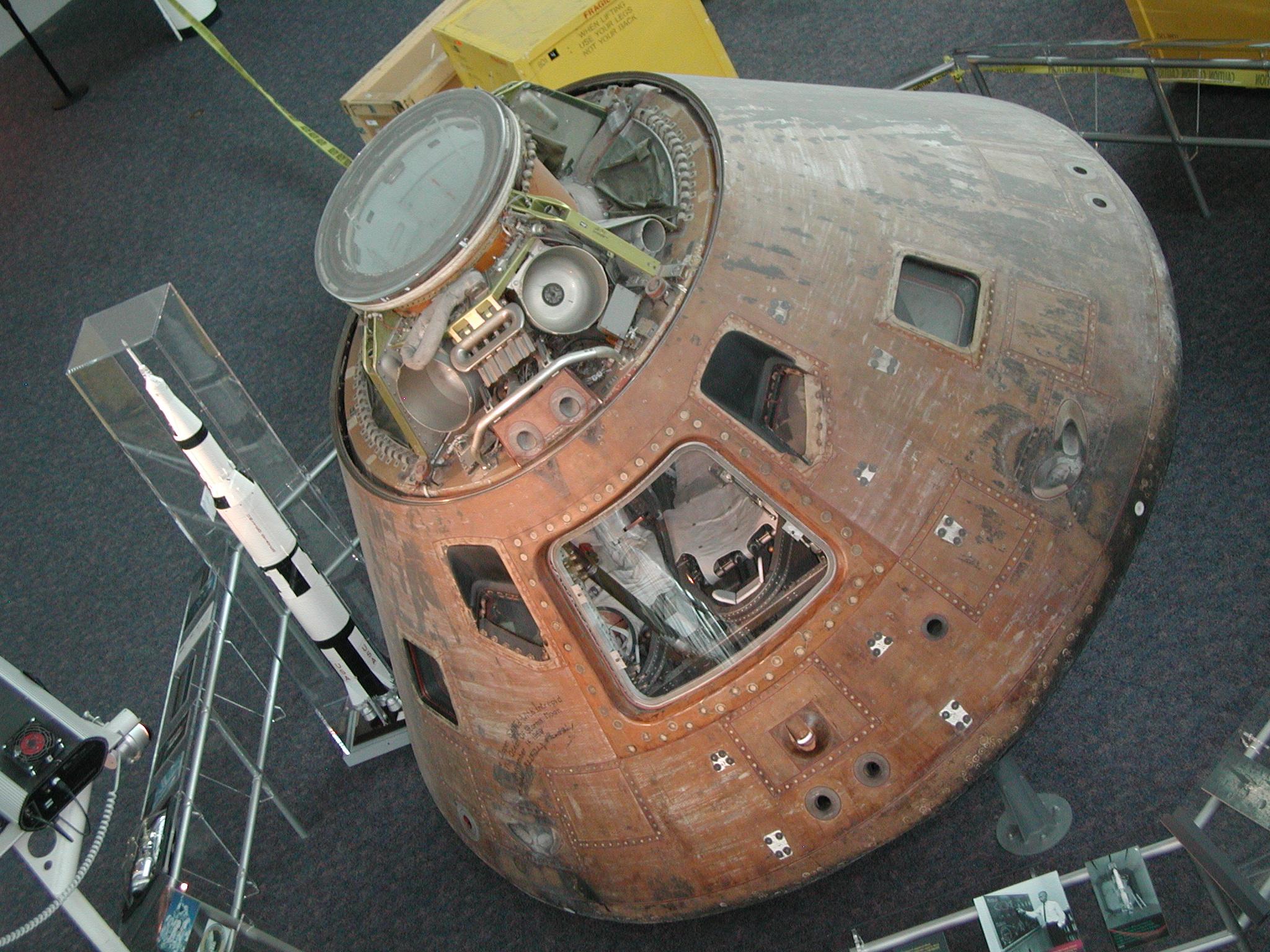 Apollo Command Modules